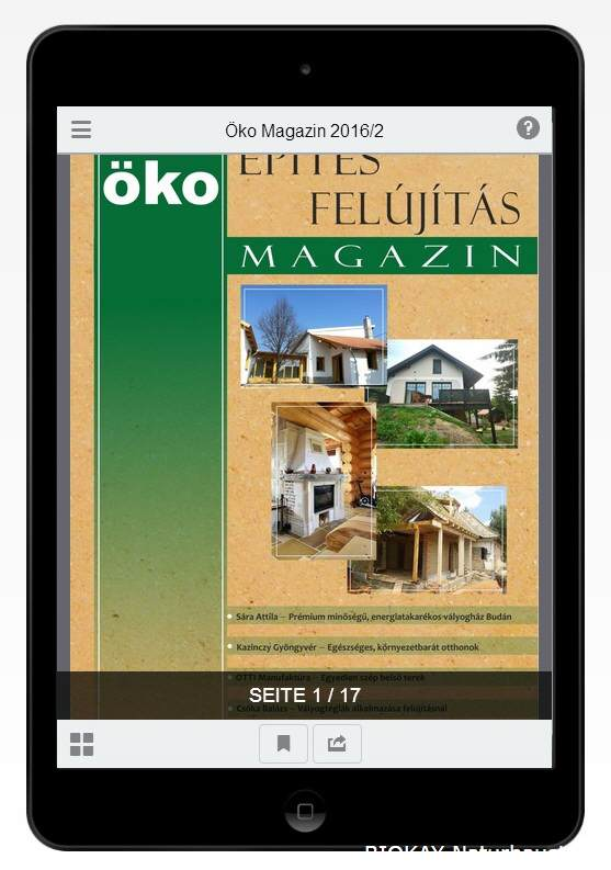 Öko Magazin 2016 / 2 Flipbook